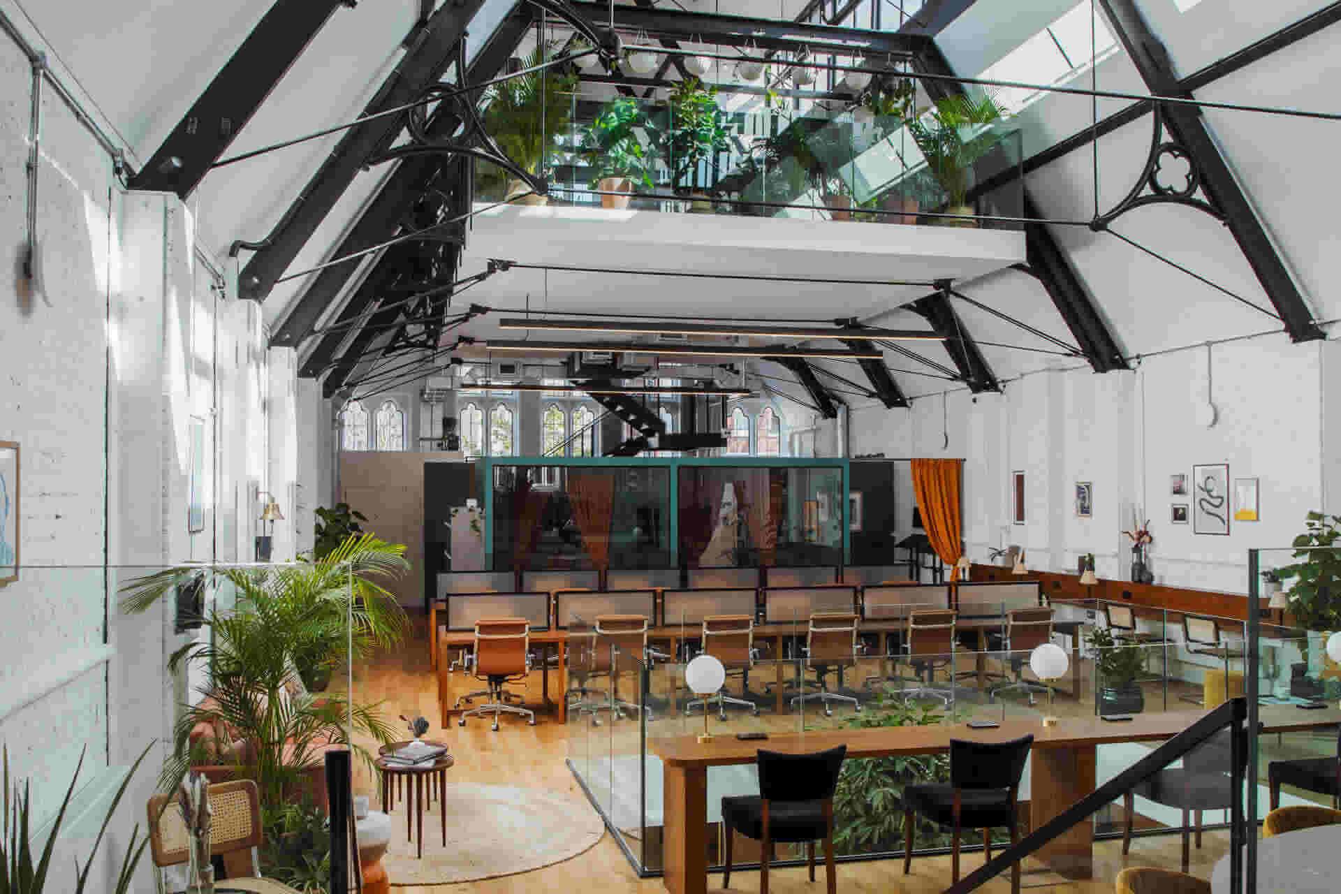 Missionworks | Holistic Coworking Hammersmith